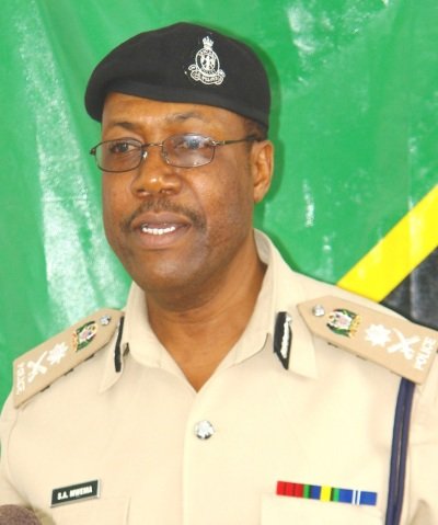 Retired IGP, Said Mwema, he has been listed amongst Tanzanians with offshore account