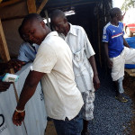 Global Communities supports Liberia's border opening with Ebola screening and triage centers