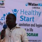 "LIBERIA: WaterAid, Health Ministry Launch ""Healthy Start"""