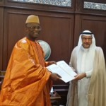President Koroma's Envoy Presents Letters of Credence to OIC Secretary General