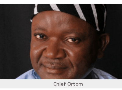 Chief Samuel Ortom