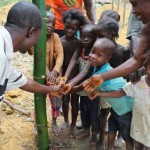As Ebola Response Continues, CLTS Running Strong in Rural Liberia