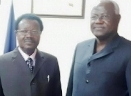 Victor Foh and Ernest Koroma