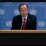 UN Secretary-General Describes Conduct of Presidential Poll as a Testament  to Nigeria's Democratic Spirit