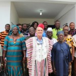 LIBERIA: Traditional Leaders Honor Global Communities Head for Fight against Ebola