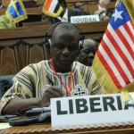 Liberia Presents Papers on CLTS at AfricaSan Conference