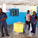LIBERIA: WaterAid provides improved water services to 4 Health Centers in Montserrado