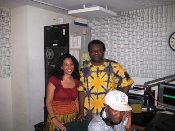 Wuyi Jacobs - Right Standing - Executive Producer and Host of AfrobeatRadio
