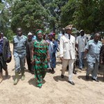 Ebola Monitoring Meeting Goes to Yomou, Guinea….Coordinated by Global Communities