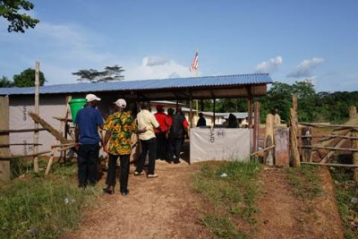 Ebola Cross-Border Surveillance Meeting described as important bw Liberia and Guinea