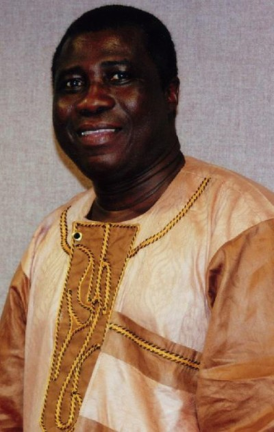 Sheikh Kamarah - Public Relations Officer - Concerned Sierra Leoneans USA