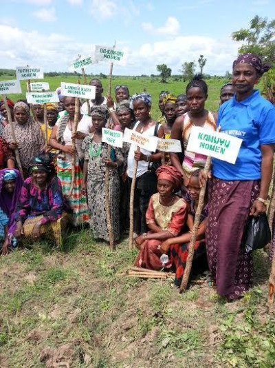 Bombali Women Farmers in Action