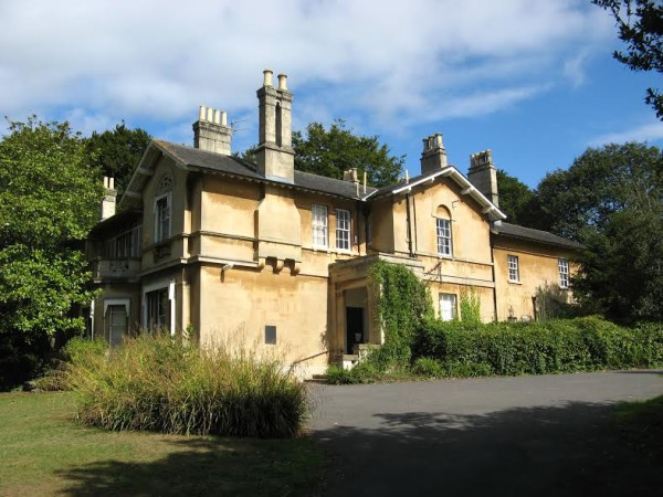 Fairfield House, former residence of Emperor Haile Selassie while in exile in England