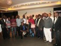 WaterAid Team and partners at the honoring program