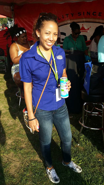 Kimberly Lue Lim, Assitant Global Category Manager for Seasonings & Sauces - Grace Foods Jamaica