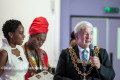 Chiedza Dawn Ziyambe and The Mayor of Birmingham, Councillor Raymond Hassall