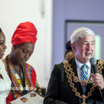 The first Zimbabwean Fashion Week UK held in Birmingham