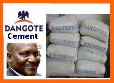 Dangote Industries cement