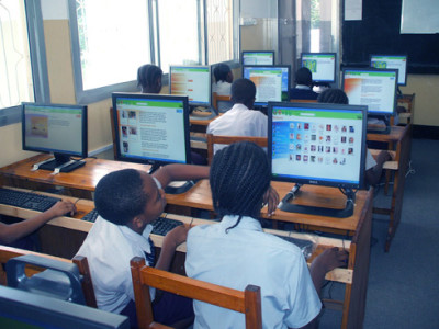The importance of ICT is vital in the modernisation process