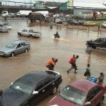 LIBERIA: Flooding in Monrovia, Several Homeless