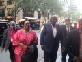 President Koroma and First Lady & delegation arrived in New York on Saturday for 70th UN General Assembly - Jarrah Kawusu-Konte's photo