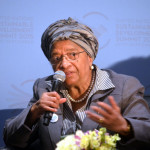 LIBERIA: President Sirleaf stresses importance of WASH