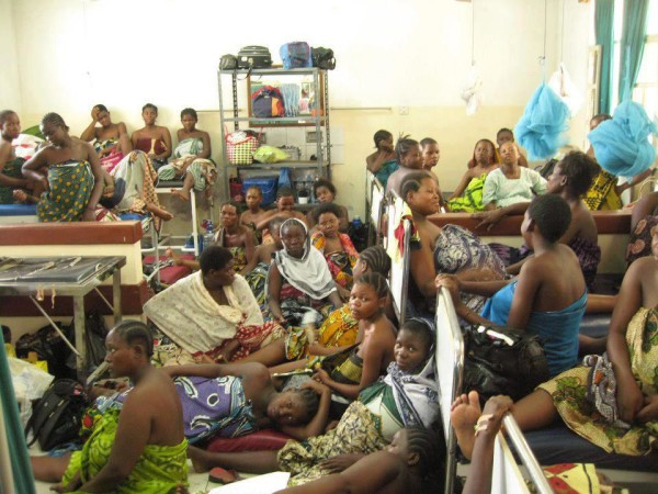 Overcrowding of patients at the Muhimbili National Hospital has been one of its saddest stories.
