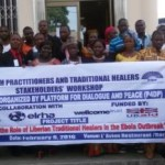 Liberia identifies Traditional Healers contribution to medicine