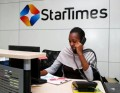 Star Times in Kenya a job creation to native Africans (photo courtesy)