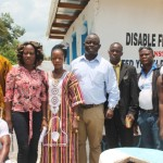 Liberia: WaterAid Turns over Disable Friendly Latrine in Bomi