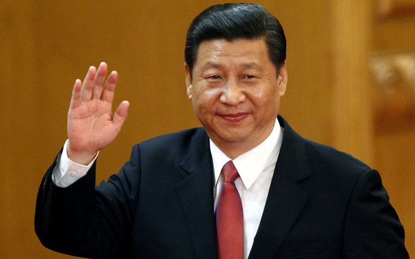The incumbent strong man Xi Jinping maintaining a legacy of the forefathers