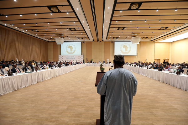 27th African Union Summit – 17 July 2016