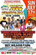 Grace Jamaican Jerk Festival New York Offers 'A Taste of Fun'