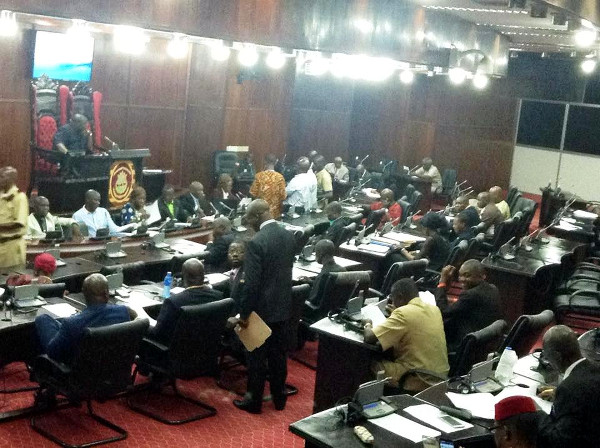 Members of the Lower house of Representatives during of the WASH Commission Act