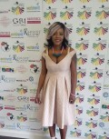 The Managing Director of Zimbabwe Fashion Showcase, Chiedza Ziyambe