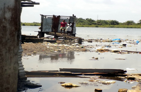 Lack of safe toilets in Slipway poses health threat to children