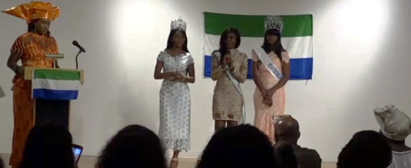 Miss Sierra Leone New York 2017 Pageant at Bronx Museum