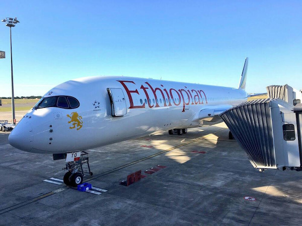 Ethiopian 'Big Brother' Plane