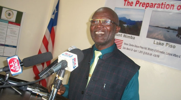 Managing Director of the Liberia Water and Sewer Corporation, Hun-Bu Tulay