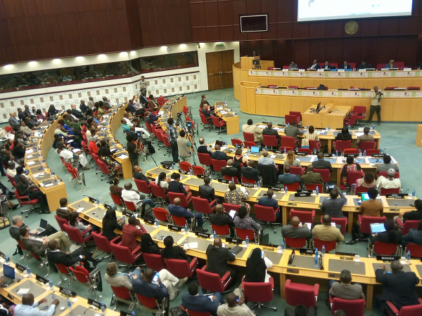 Conference on Land Policy in Africa held in Addis Ababa, Ethiopia, focused wholistically on land tenure and access to propel Africa's progress